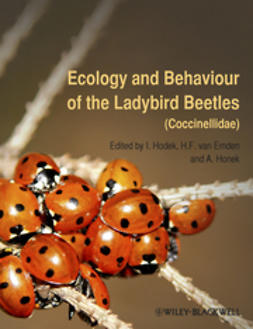 Hodek, Ivo - Ecology and Behaviour of the Ladybird Beetles (Coccinellidae), ebook