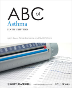 Kanabar, Dipak - ABC of Asthma, ebook