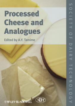 Tamime, Adnan - Processed Cheeses and Analogues, ebook