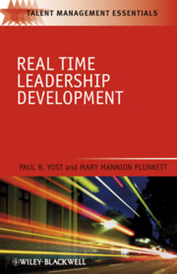 Plunkett, Mary Mannion - Real Time Leadership Development, ebook