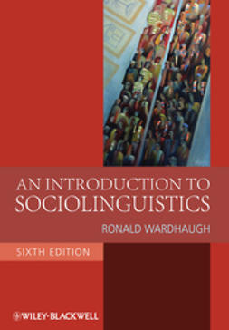 Wardhaugh, Ronald - An Introduction to Sociolinguistics, ebook