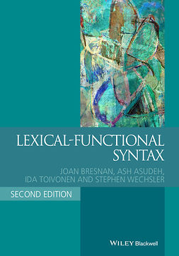 Asudeh, Ash - Lexical Functional Syntax, ebook