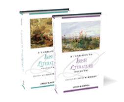 Wright, Julia M. - A Companion to Irish Literature, e-bok