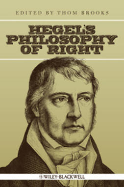 Brooks, Thom - Hegel's Philosophy of Right, ebook