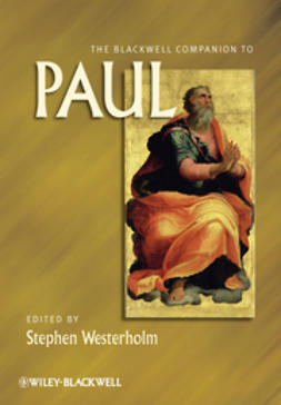 Westerholm, Stephen - The Blackwell Companion to Paul, ebook