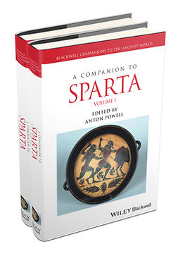 Powell, Anton - A Companion to Sparta, e-bok