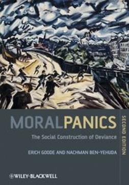 UNKNOWN - Moral Panics: The Social Construction of Deviance, ebook