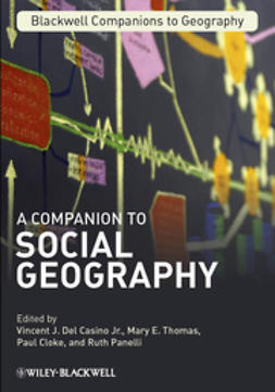 Casino, Vincent J. Del - A Companion to Social Geography, ebook