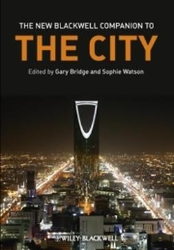 Bridge, Gary - The New Blackwell Companion to the City, e-bok