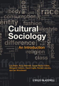 Back, Les - Cultural Sociology: An Introduction, ebook