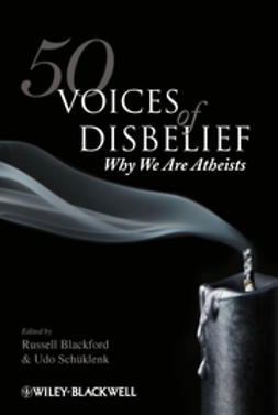 Blackford, Russell - 50 Voices of Disbelief: Why We Are Atheists, e-bok