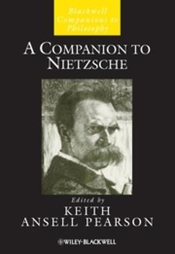 Pearson, Keith Ansell - A Companion to Nietzsche, ebook
