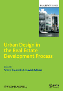 Tiesdell, Steve - Urban Design in the Real Estate Development Process, ebook