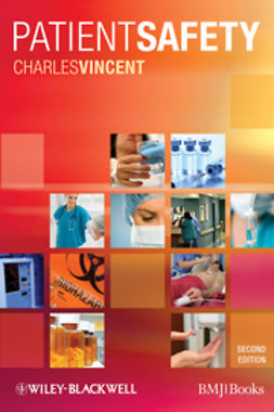 Vincent, Charles - Patient Safety, ebook