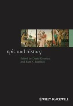 Konstan, David - Epic and History, ebook