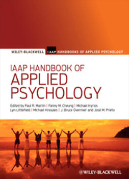 Cheung, Fanny M. - IAAP Handbook of Applied Psychology, ebook