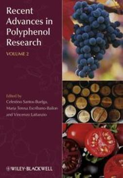 Santos-Buelga, Celestino - Recent Advances in Polyphenol Research, ebook