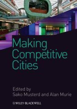 Musterd, Sako - Making Competitive Cities, e-bok