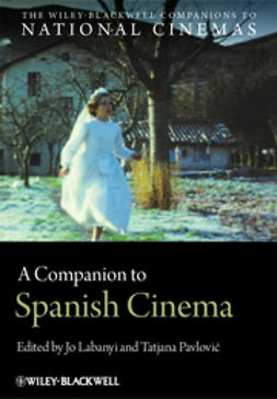Labanyi, Jo - A Companion to Spanish Cinema, ebook
