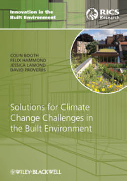 Booth, Colin - Solutions for Climate Change Challenges of the Built Environment, ebook