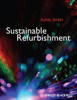 Shah, Sunil - Sustainable Refurbishment, ebook