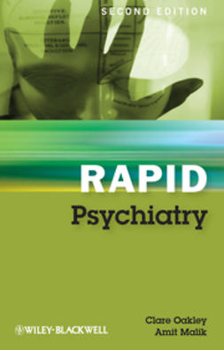 Oakley, Clare - Rapid Psychiatry, ebook