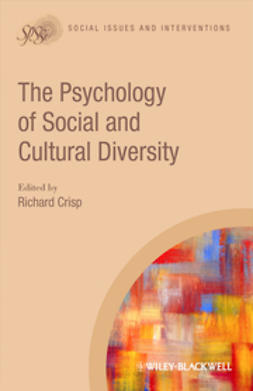 Crisp, Richard J. - The Psychology of Social and Cultural Diversity, e-bok