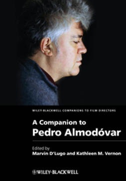 D'Lugo, Marvin - A Companion to Pedro Almodóvar, ebook