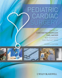 Mavroudis, Constantine - Pediatric Cardiac Surgery, e-bok