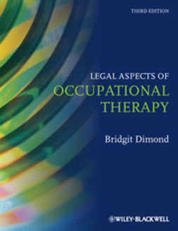 Dimond, Bridgit C. - Legal Aspects of Occupational Therapy, ebook
