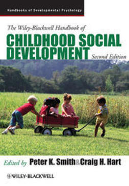 Hart, Craig H. - The Wiley-Blackwell Handbook of Childhood Social Development, e-bok