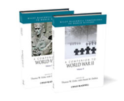 DuBois, Daniel M. - A Companion to World War II, ebook