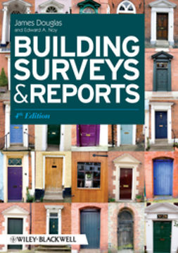 Douglas, James - Building Surveys and Reports, ebook