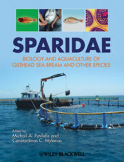 Pavlidis, Michalis - Sparidae: Biology and aquaculture of gilthead sea bream and other species, ebook