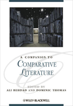 Behdad, Ali - A Companion to Comparative Literature, e-bok