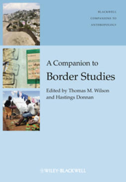 Donnan, Hastings - A Companion to Border Studies, ebook
