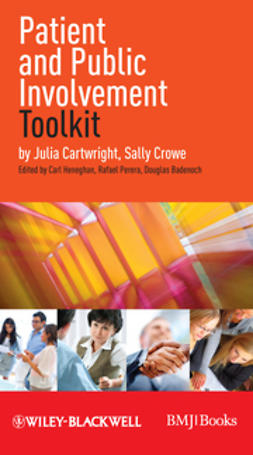 Cartwright, Julia - Patient and Public Involvement Toolkit, ebook
