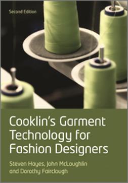Cooklin, Gerry - Cooklin's Garment Technology for Fashion Designers, e-bok