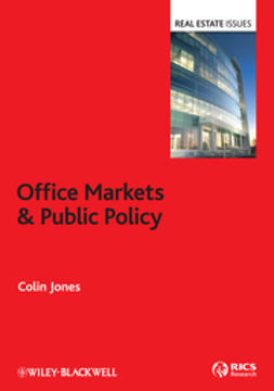 Jones, Colin - Office Markets and Public Policy, ebook