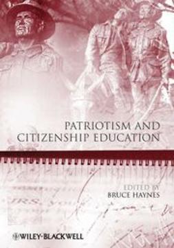 Haynes, Bruce - Patriotism and Citizenship Education, ebook