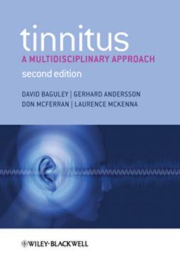 Andersson, Gerhard - Tinnitus: A Multidisciplinary Approach, ebook