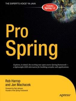 Harrop, Rob - Pro Spring, ebook