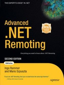 Rammer, Ingo - Advanced .NET Remoting, ebook