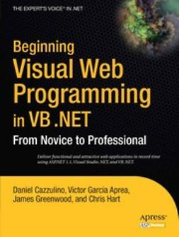 Aprea, Victor Garcia - Beginning Visual Web Programming in VB .NET, ebook