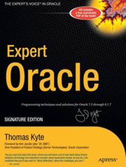 Kyte, Thomas - Expert Oracle, e-bok