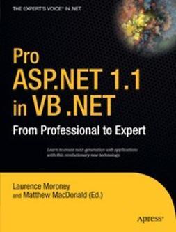 Pro ASP.NET 1.1 in VB .NET