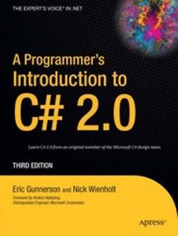 Gunnerson, Eric - A Programmer's Introduction to C# 2.0, e-kirja
