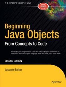 Barker, Jacquie - Beginning Java Objects, ebook