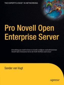 Vugt, Sander - Pro Novell Open Enterprise Server, e-kirja