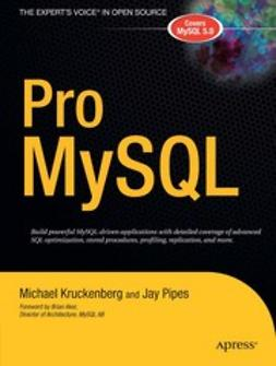 Kruckenberg, Michael - Pro MySQL, ebook